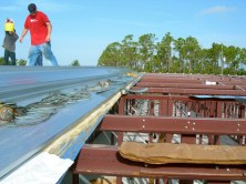 R 13 roof insulation