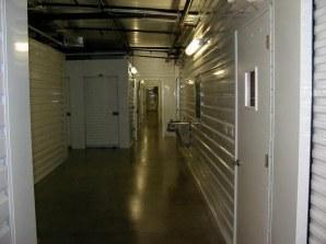 Interior bays and corridors