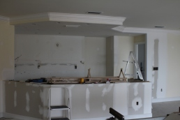 Progress on 6/11/17 of kitchen